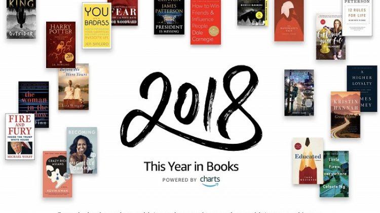 Три книги на Locus Publishing сред бестселърите на Amazon за 2018 г.